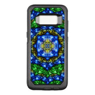 Electric Lotus Mandala OtterBox Commuter Samsung Galaxy S8 Case