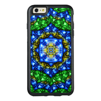 Electric Lotus Mandala OtterBox iPhone 6/6s Plus Case