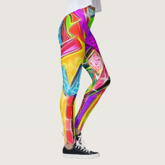 electric power leggings
