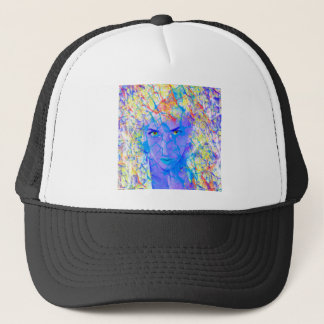Electric Reality Trucker Hat
