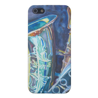 Electric Reeds iPhone 5 Case