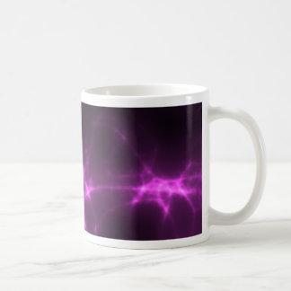 Electric Shock in Magenta Coffee Mug