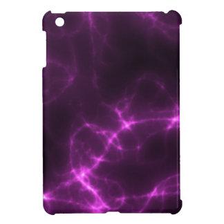 Electric Shock in Magenta iPad Mini Cover
