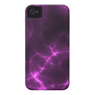 Electric Shock in Magenta iPhone 4 Case-Mate Case
