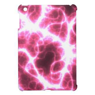 Electric Shock in Pink Case For The iPad Mini
