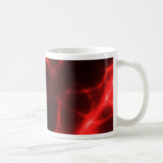 Electric Shock in Red Coffee Mug
