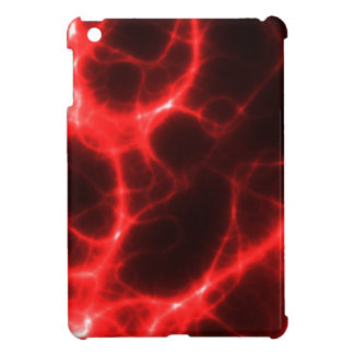 Electric Shock in Red Cover For The iPad Mini