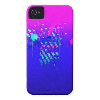 Electric Shock iPhone 4 Case-Mate Cases