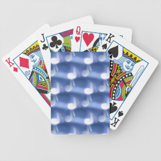 Electric Slide Bicycle Playing Cards