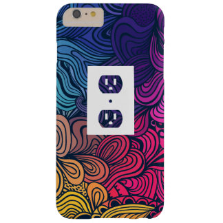 Electric Sockets Graphic Barely There iPhone 6 Plus Case