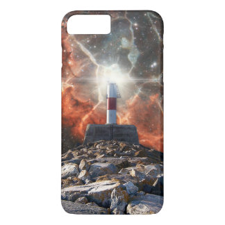 Electric Space Lights iPhone 7 Plus Case