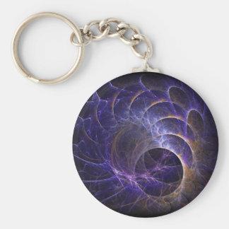 Electric Storm 01 Keychain