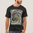 Electric Tie-Dye Swirl Guitar Magic Shirt
