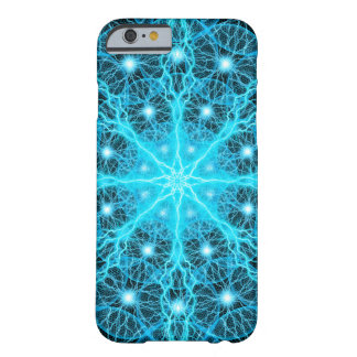 Electric Universe Mandala Barely There iPhone 6 Case