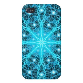 Electric Universe Mandala iPhone 4/4S Cover
