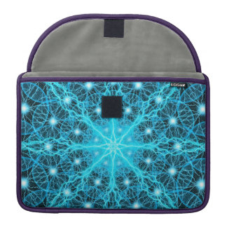 Electric Universe Mandala MacBook Pro Sleeve