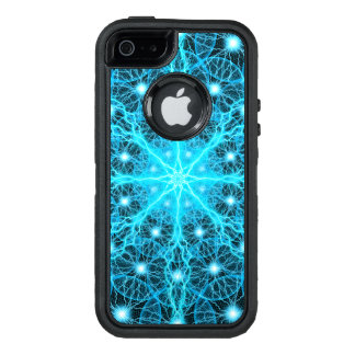 Electric Universe Mandala OtterBox iPhone 5/5s/SE Case