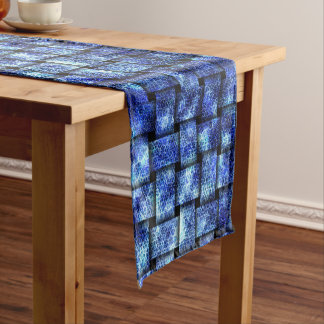 "Electric Weave - 14"" X 72"" Table Runner"