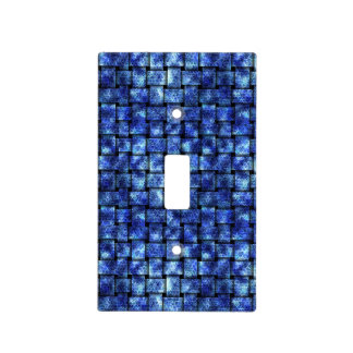 Electric Weave - Light Switch Cover