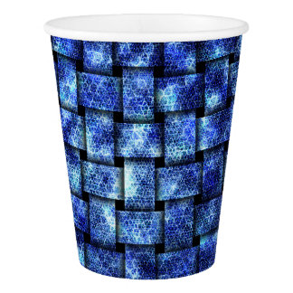 Electric Weave - Paper Cup