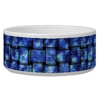 Electric Weave - Pet Bowl
