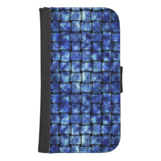 Electric Weave - Samsung S4 Wallet Case