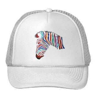 Electric Zebra. Trucker Hats