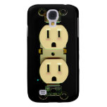 Electrical business electrician fun outlet custom galaxy s4 covers