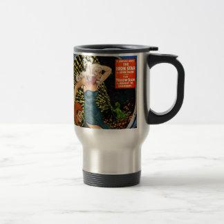 Electrical Dinosaur Travel Mug