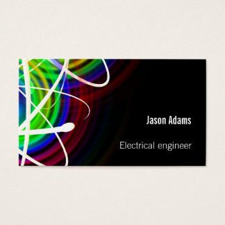 Electrical engineer - Business Card