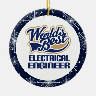 Electrical Engineer Gift Ornament
