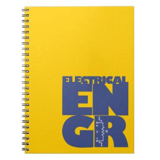 Electrical Engineer Notebook