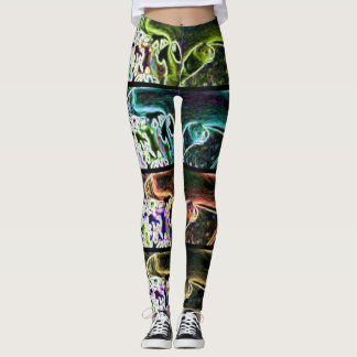 Electrical Givers Leggings