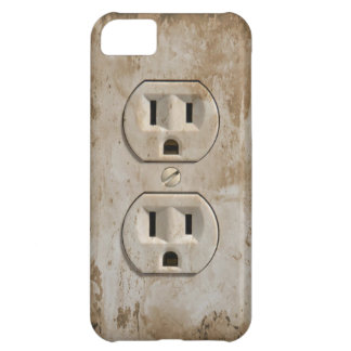 Electrical Outlet iPhone 5C Covers