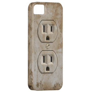 Electrical Outlet iPhone 5 Cover