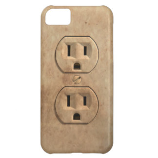 Electrical Outlet iPhone 5C Cover