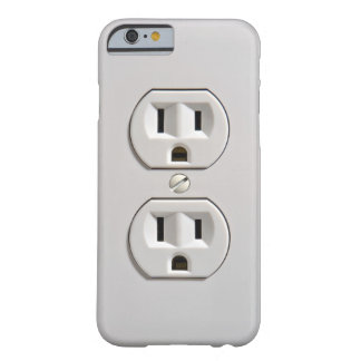 Electrical Outlet iPhone 6 case Barely There iPhone 6 Case