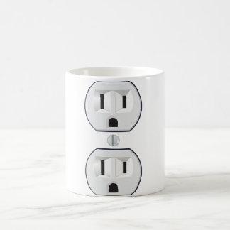 Electrical Outlet Mug