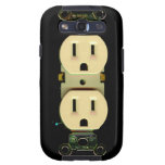 Electrical outlet photo electrician business art galaxy s3 cases