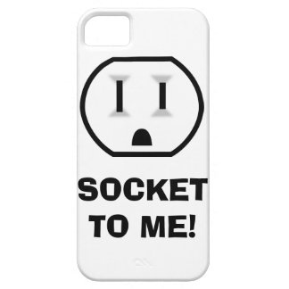 Electrical Outlet (Socket To Me) iPhone 5 Case