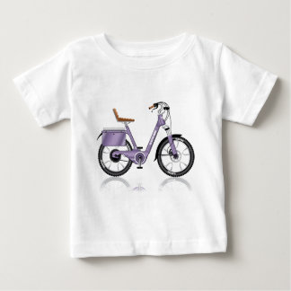 ElectricBicycleVectorDetailed Baby T-Shirt