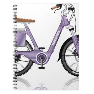 ElectricBicycleVectorDetailed Notebook