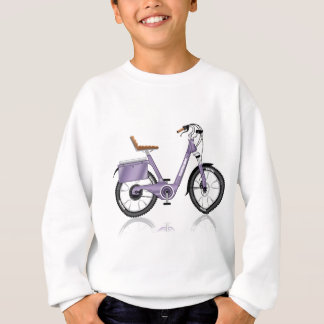 ElectricBicycleVectorDetailed Sweatshirt