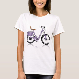 ElectricBicycleVectorDetailed T-Shirt