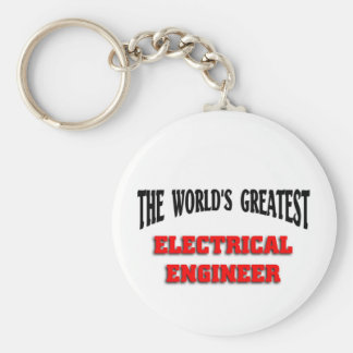 Electricial engineer key chains