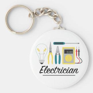Electrician Keychain