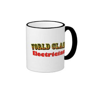 Electrician Ringer Mug