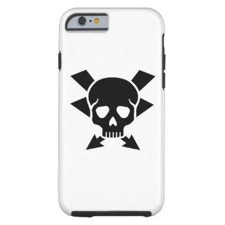 Electrician skull tough iPhone 6 case