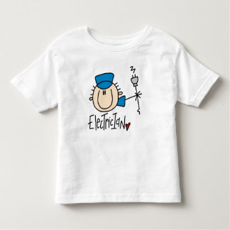 Electrician Toddler T-shirt