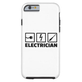 Electrician Tough iPhone 6 Case